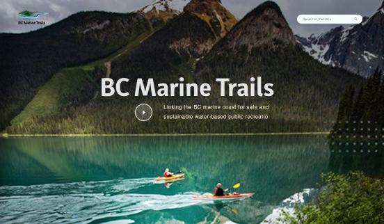 BC Marine Trails