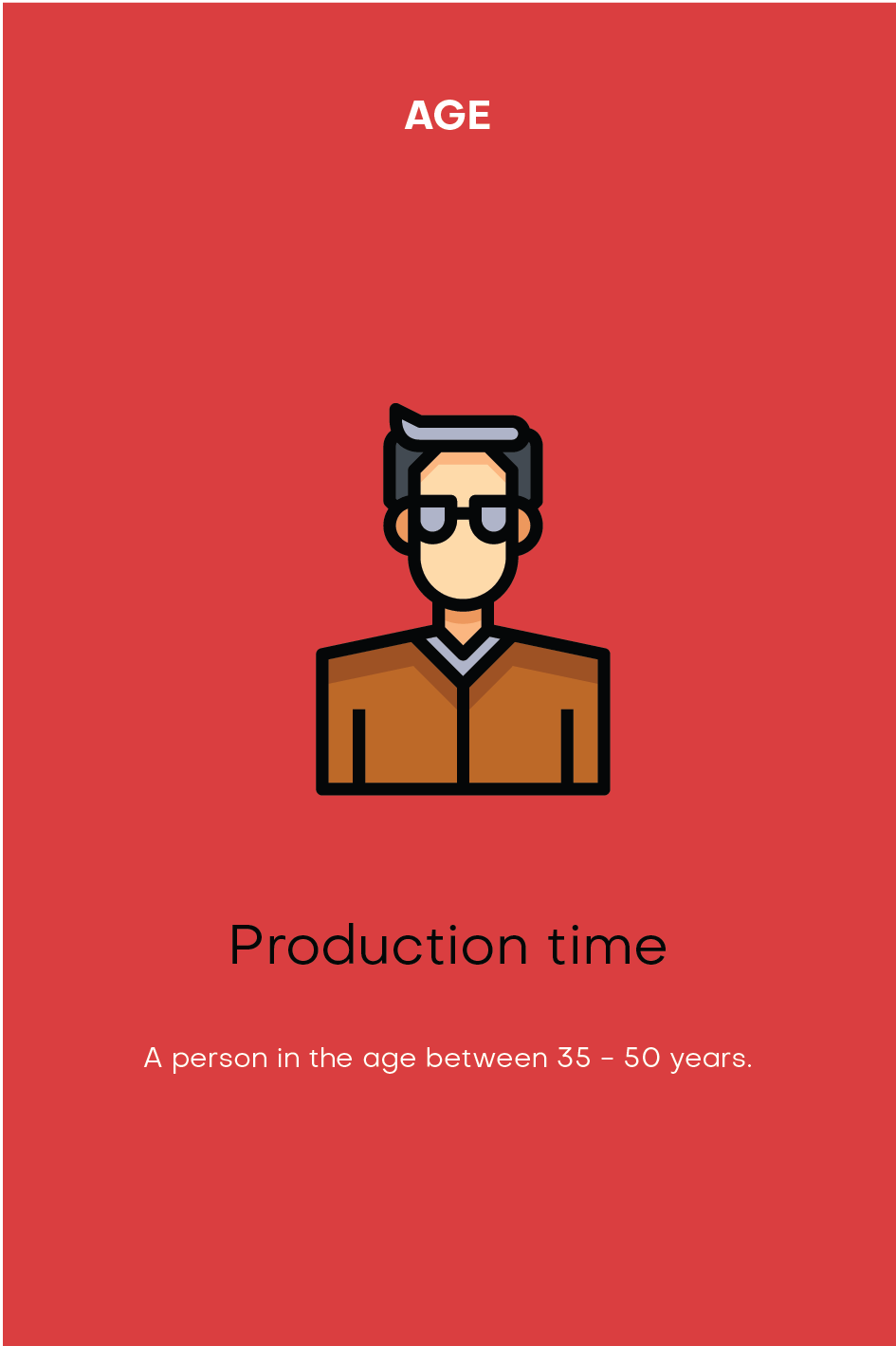 Archetype: age production time