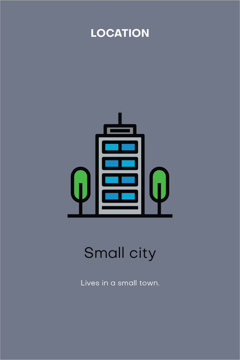 Archetype: Location, Small City