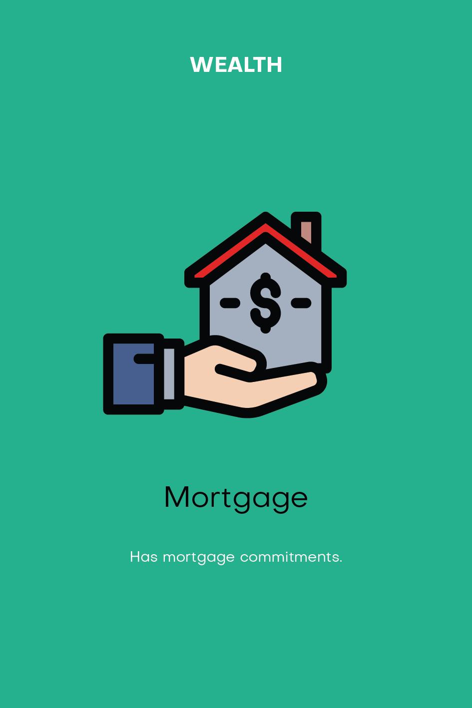 Archetype: Wealth, Mortgage