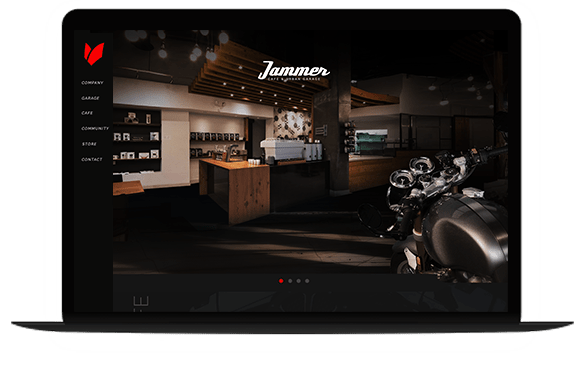 Jammer Cafe Logo